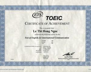 Luyen Thi TOEIC