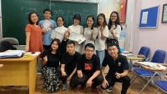 KẾT THÚC KHÓA HỌC TOEIC A2905 - ĐỖ DUNG CLASS (3)