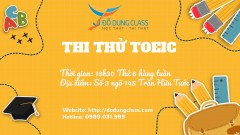 Thi thu Toeic