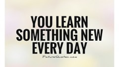 You-learn-something-new-every-day-quote-1