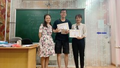 Lop TOEIC B2606 - Do Dung Class (1)